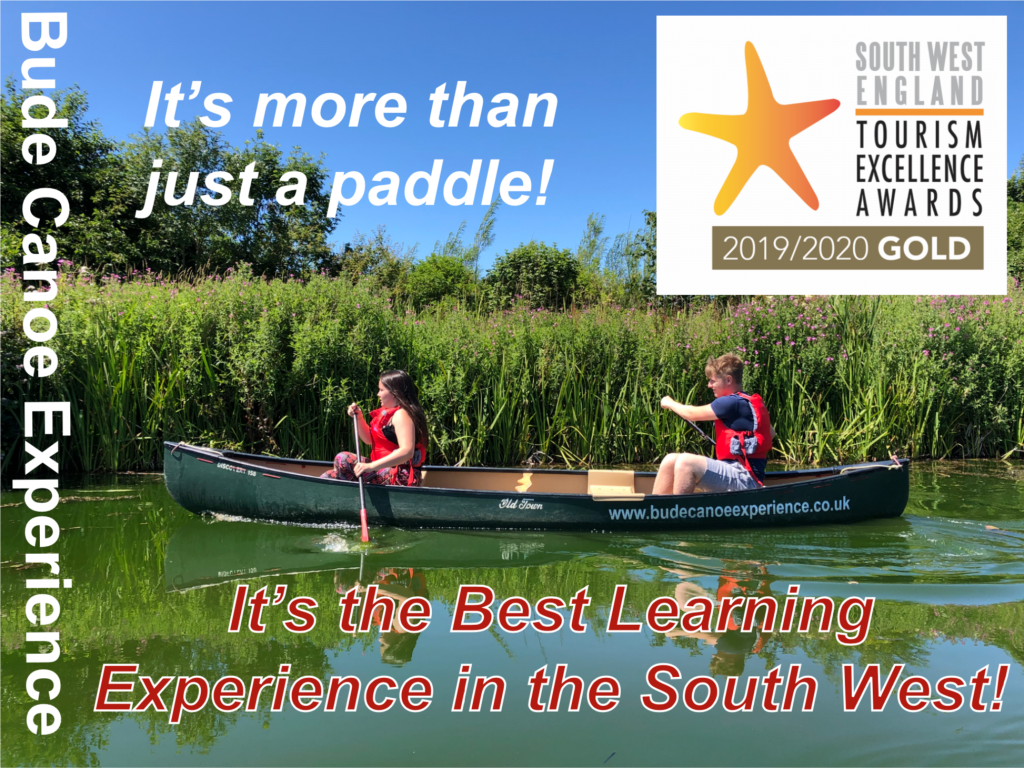 Bude Canoe Experience - Best Learning Experience in the South West